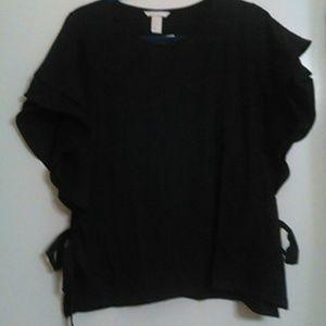 Womens Big Bell short sleeve shirt XL